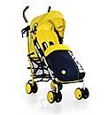 Koochi Speedstar Stroller-Primary Yellow