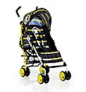 Koochi Sneaker Stroller-Primary Yellow