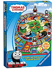 Thomas Steaming Around Sodor Game