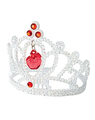 Girls Disney Glitter Snow White Tiara