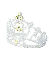 Girls Disney Glitter Bella Tiara