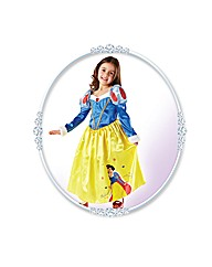 Winter Wonderland Snow White Lg Age 7-8