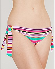 Cosmo Tie Side Bikini Brief