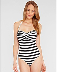 Heidi Underwired Halter Swimsuit