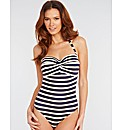 Santa Maria Underwired Bandeau Swimsuit
