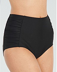 Rene High Waisted Bikini Brief