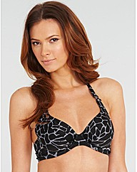 Borneo Non Padded Underwired Halter