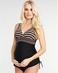Versaille Maternity Tankini Set
