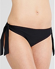 Black Passion Tie Side Brief