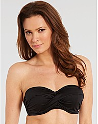 Versailles Underwired Twist Bandeau