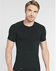 Tops Short Sleeve Compression
