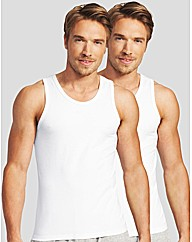 Essential 2 Pack Vest