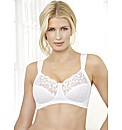 Soft Shoulders Full-Figure Bra