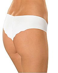 Naturana White Invisible Touch Brief