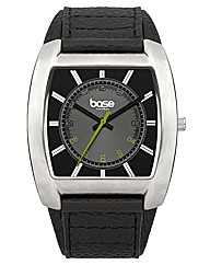 Gents Base London Strap Watch