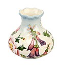 "Old Tupton Ware ""English Garden"" 3"" Vase"