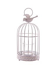 Bird Cage Tealight Holder Bird Detail
