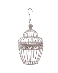 Decorative Dome Topped Wire Bird Cage