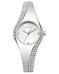 Ladies Oasis Bangle Watch