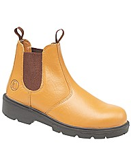 Amblers Steel Pull-On Dealer Boot
