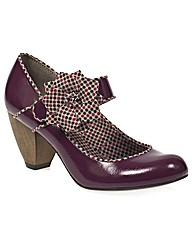 Ruby Shoo Minelli Court Shoe
