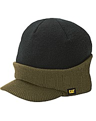 Caterpillar Visor Cap