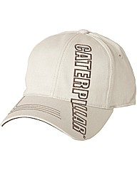 Caterpillar Vertical Logo Stretch Cap