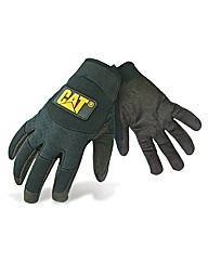 CAT Mechanic Gloves Large