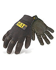 CAT Lightweight Mechanic Gloves Large