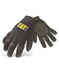 CAT Lightweight Mechanic Gloves Large