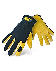 CAT Premium Deer Gloves Large
