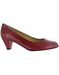 Riva Nunbird Ladies Leather Court