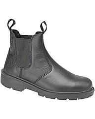 Amblers Steel FS116 Pull-On Dealer Boot
