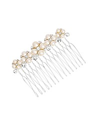 Alan Hannah Devoted  Pearl Hair Comb