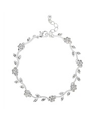 Jon Richard Vine Crystal Bracelet