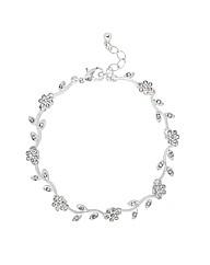 Jon Richard Vine Crystal Bracelet