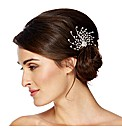 Jon Richard Crystal Starburst Hair Comb
