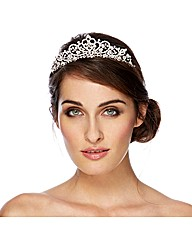 Jon Richard Regal Crystal Tiara