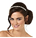 Jon Richard Lydia Pearl Headband