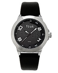 Gents FCUK Strap Watch