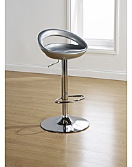 Washington Barstool Silver