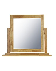 Vienna Freestanding Mirror / Golden Oak