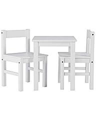 Kids Scandinavia Table and 2 Chairs