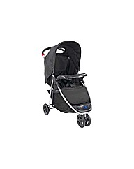 BabyStart Ria 3 Wheeler Pushchair
