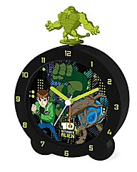 Ben 10 Light Up Topper Alarm