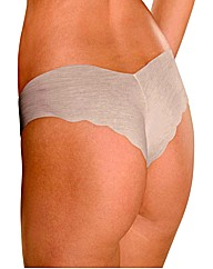 Naturana Beige Invisible Touch Thong