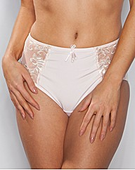 Pour Moi Imogen Rose Embroidered Brief