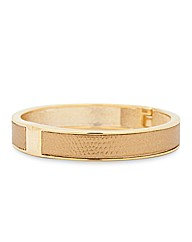 Mood Gold Inlay Bangle