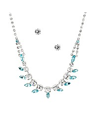 Mood Blue Crystal Set