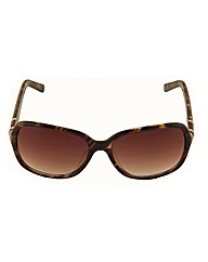 Fiorelli rounded deep sunglass